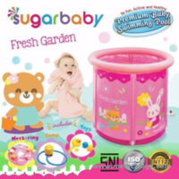 jual Sugar Bayi Premium Spa Round Swimming Pool Kolam Renang Bayi Toy