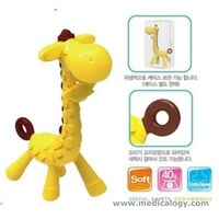 jual Teether Baby Ange Giraffe