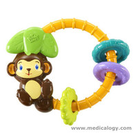 jual Teether Baby Silly Spunds Safari Rattle