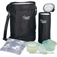 jual Tommee Tippee Dual Insulator Thermal  Cooler Bag Tas Warmer Pouch