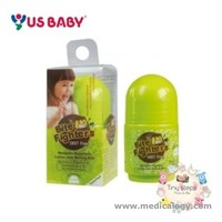 jual US Baby Bite Fighters Mosquito Repellent Lotion With Rolling Ball 30ml