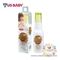 jual US Baby Bite Fighters Mosquito Repellent Spray isi 25 ml Anti Nyamuk