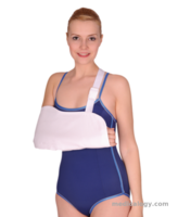 jual Variteks Arm Sling (White/Blue)