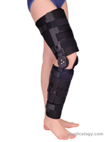 jual Variteks Hinged Stabilizing Knee Brace (Universal - Height Adjustable)