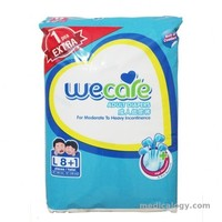 jual WeCare Pampers Size L Isi 8