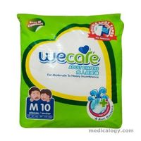 jual WeCare Pampers Size M Isi 10