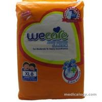 jual WeCare Pampers Size XL Isi 8