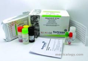 jual Widal Set Fortress 8 x 5 ml