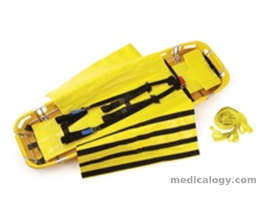 jual Yellow Deluxe Two Piece Basket Stretcher