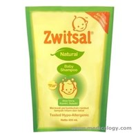 jual Zwitsal Natural Baby Shampoo 450 mL