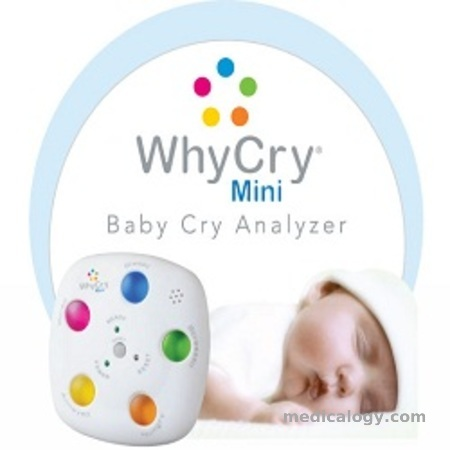 jual Why Cry Mini Alat Analisa Tangisan Bayi